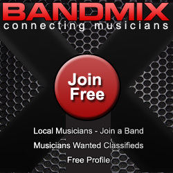 Musicians Wanted Classifieds at BandMix.ca